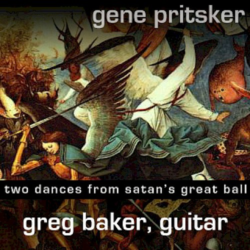 Gene Pritsker, Two Dances from Satan's Great Ball, digital single, on Furious Artisans
